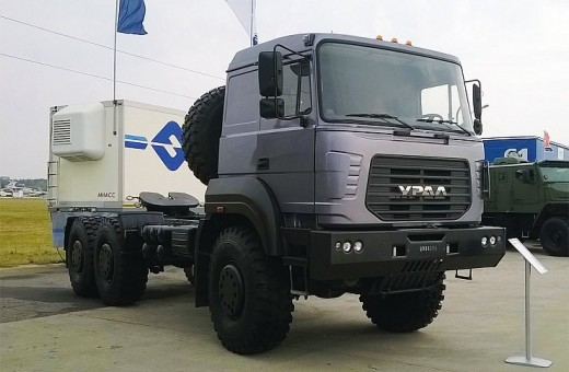 УРАЛ 63704М